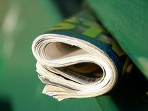 Zeitschrift lizenzfreie stockbilder
