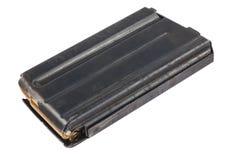Zeitschrift-Vietnamkriegzeitraum USGI M-16 20. mit Munition Lizenzfreie Stockbilder