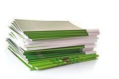 Zeitschriften Lizenzfreie Stockbilder