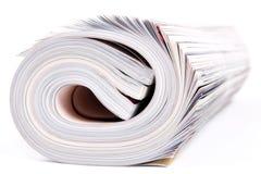 Zeitschriften Lizenzfreies Stockfoto