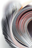 Zeitschriftenrolle Stockbilder