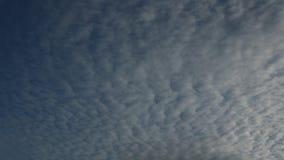 Zeitspanne-Gesamtlänge Cloudscape hochauflösende stock video footage