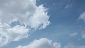 Zeitspanne-Gesamtlänge Cloudscape hochauflösende stock video