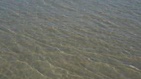 Zeitspanne-Video von Wellenmeer, Thailand stock footage
