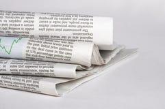 Zeitung Stockfotografie