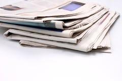 Zeitung stockfoto
