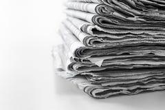 Zeitung stockbilder