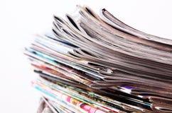 Zeitungen Stockfotos