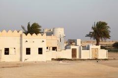 Zekreet Film City in Qatar Stock Image