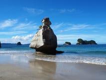 Zeland novo Fotografia de Stock Royalty Free