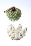 Zeldzaam draakfruit     Stock Fotografie