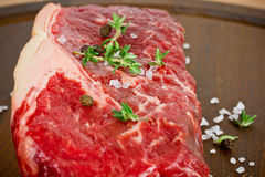 Zeldzaam lapje vlees royalty-vrije stock afbeelding