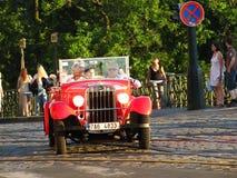 Zeldzame auto Royalty-vrije Stock Afbeelding