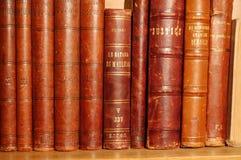 Zeldzame boeken Stock Foto
