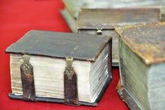 Zeldzame boeken Stock Foto's