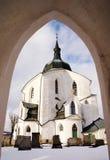 zelena паломничества hora церков Стоковое фото RF