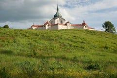 Zelena Hora, Τσεχία Στοκ Φωτογραφίες
