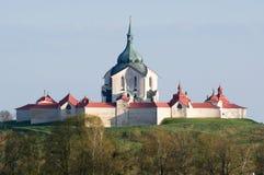 Zelena Hora, Τσεχία Στοκ εικόνα με δικαίωμα ελεύθερης χρήσης
