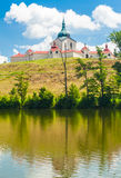 Zelena Hora church Stock Photo
