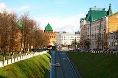 Zelenski Siezd Nizhny Novgorod Stock Image