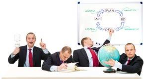 Zelf Werkgelegenheid Royalty-vrije Stock Foto