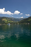 Zell Am See Stock Photo