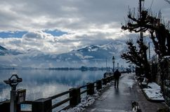 Zell am See, Austria Royalty Free Stock Image