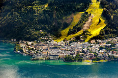 Zell am See, Austria, Europe. royalty free stock image