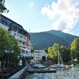 Zell am See, Austria Royalty Free Stock Photography