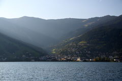Zell AM voient Image stock