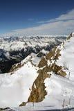 Zell Am ziet Oostenrijk stock afbeeldingen