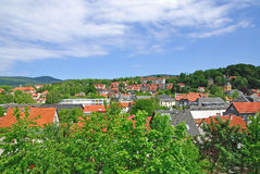 Zella-Mehlis,Thueringen,Thuringia Stock Photos