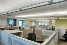 Zellen im Bürohaus Lizenzfreies Stockbild