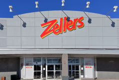 Zellers Stock Photo