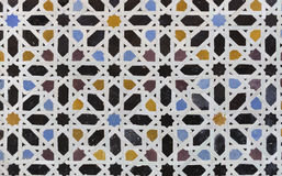 Zellige tiles from Morocco Stock Photography
