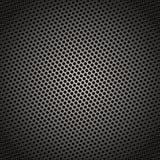 Zellmetallhintergrund. stock abbildung