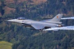 F-16 Falcon royalty free stock photography