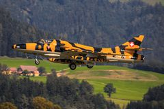 Hawker Hunter stock photos