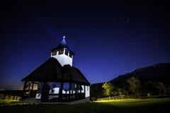Zemelenklooster - Brasov-Provincie Stock Foto