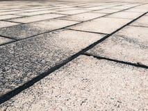 Zement-Boden Lizenzfreies Stockbild