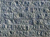 Zement im Stein Lizenzfreies Stockfoto