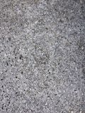 Zementbeschaffenheit einzeln aufgeführt Stockbild