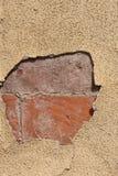 Zementfallen Lizenzfreies Stockbild