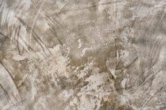 Zementieren Sie Dachbodenartwand, Beschaffenheits-Schmutzhintergrund der Betonmauer grauen getonten Stockfotos