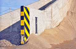 Zementindustrie Stockfotografie