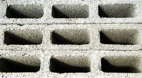 Zementluftgetrockneter ziegelstein Stockfotos
