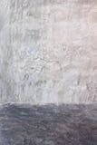 Zementwandraum Stockbild