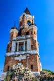 Zemun, Belgrado, Serbia. Gardos, the millenium tower was built at the highest point of Zemun Stock Photography