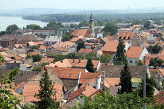 Zemun district Stock Photos