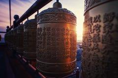 Zen świątynia Fotografia Stock